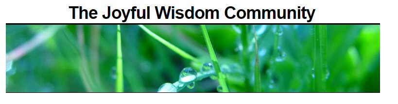 Joyful Wisdom Community Links